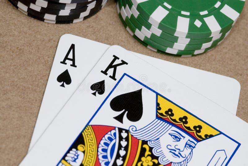 Big Slick royalty free stock image