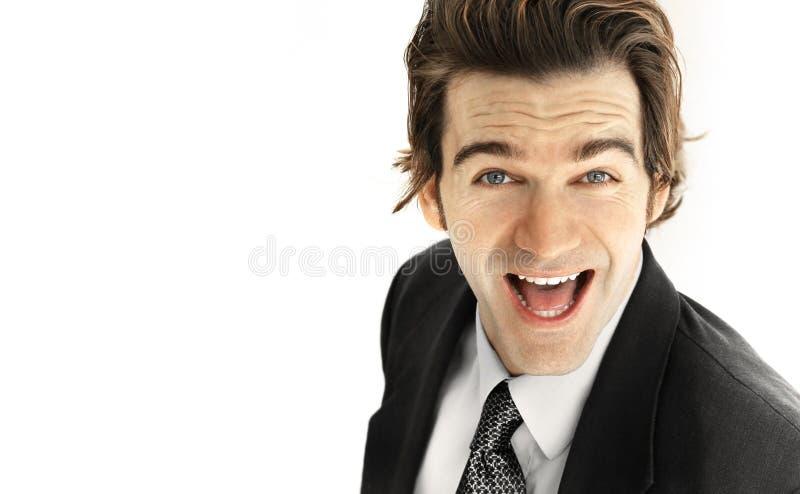 Download Big smile business stock photo. Image of caucasian, attitude - 20546092