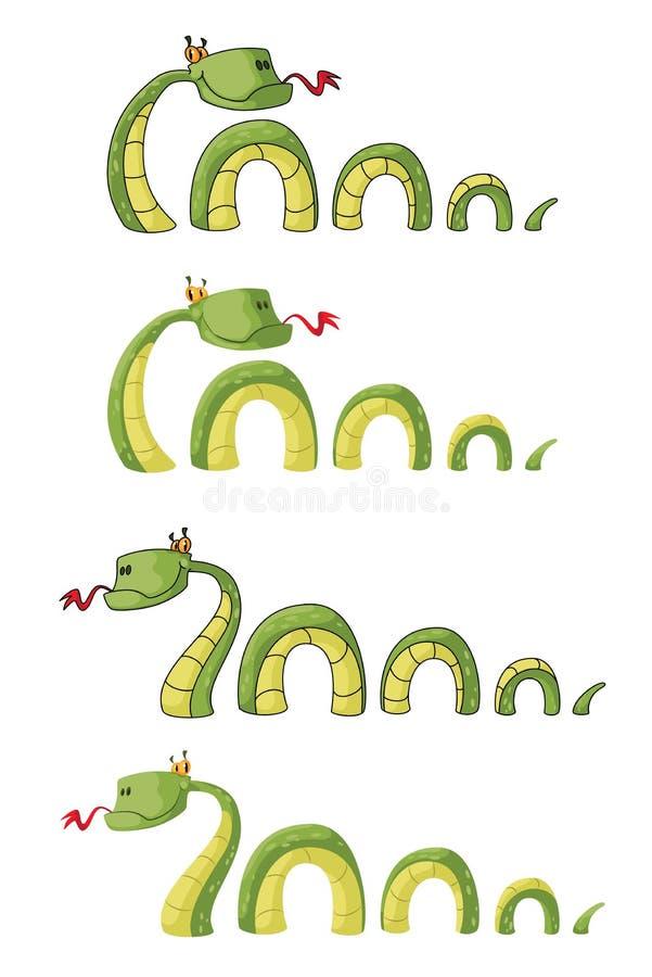 Big Smile Snake Royalty Free Stock Photo