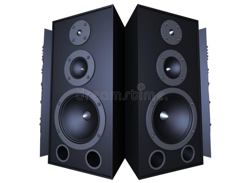 Big Speaker Stock Images