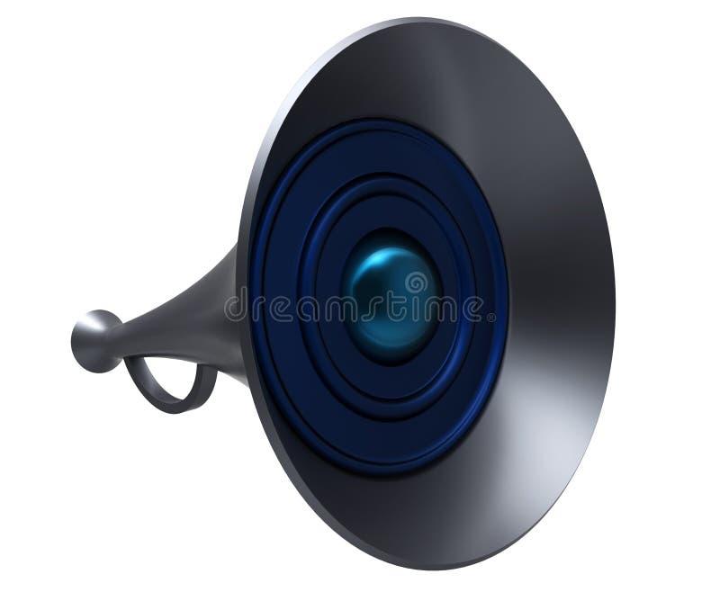 Download Big Speaker Stock Image - Image: 22038091
