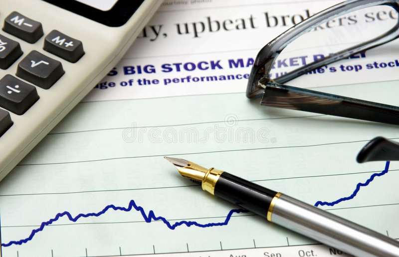Download Big Stock Market Royalty Free Stock Image - Image: 2911456