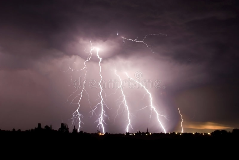 Big storm stock images