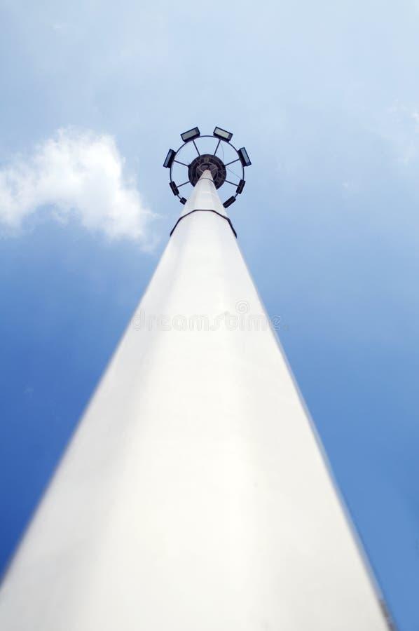 Free Big Street Lamp Royalty Free Stock Image - 22036466