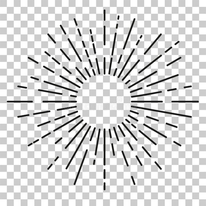 Sunburst Clip Art