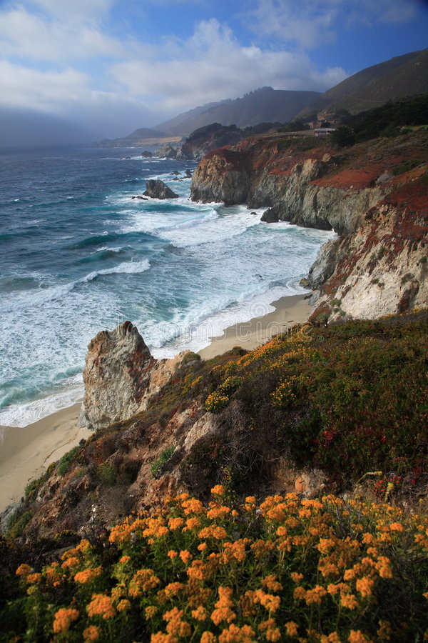 Free Big Sur Stock Photo - 3082090