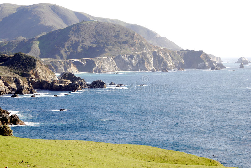 Download Big Sur stock image. Image of coast, scenic, island, wave - 4735679