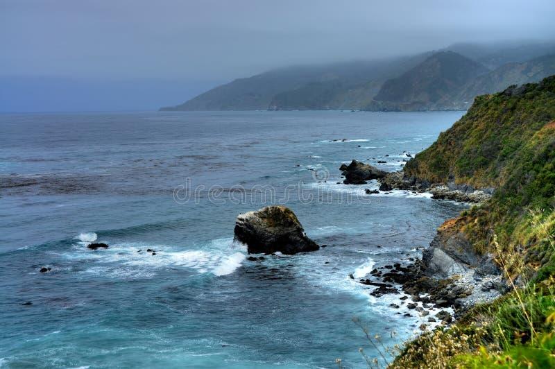 Big Sur California stock photography