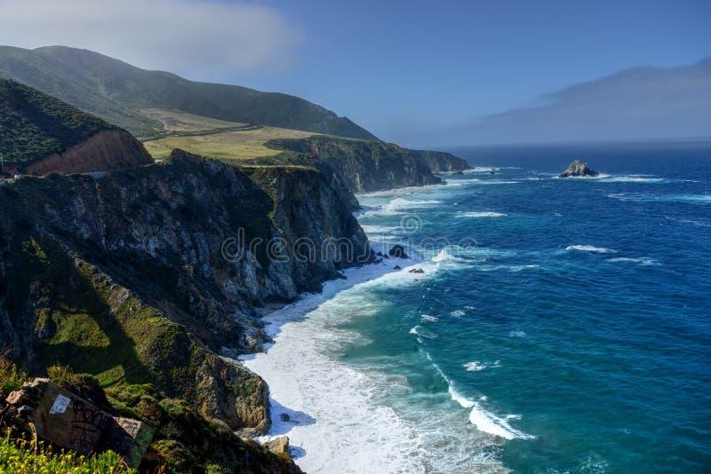 Big Sur California royalty free stock images
