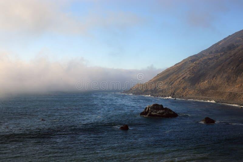 Big Sur, California royalty free stock images