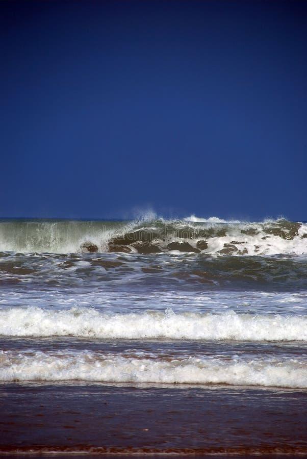 Big Surf Stock Image