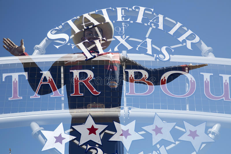 Download Big Tex And Texas State Fair Editorial Image - Image: 45250640