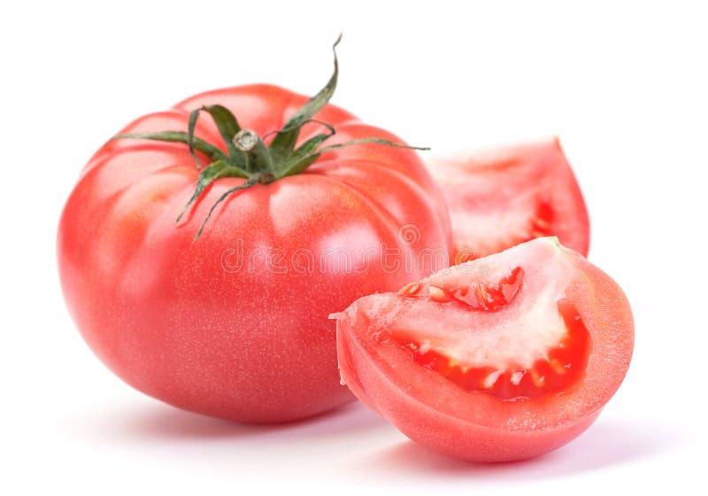 Download Big tomato stock image. Image of focus, food, image, white - 14858083