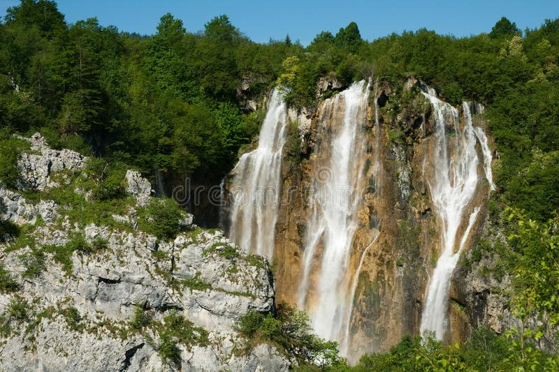 Download Big Waterfall Royalty Free Stock Image - Image: 25359826