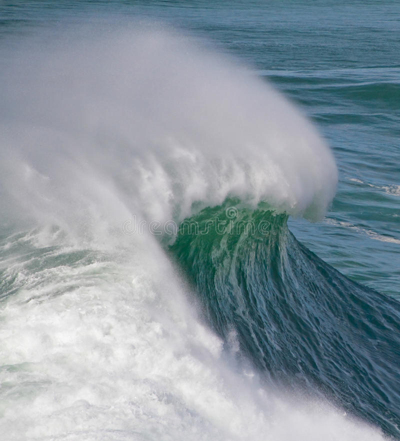 Download Big waves stock image. Image of extreme, energy, dramatic - 17155751