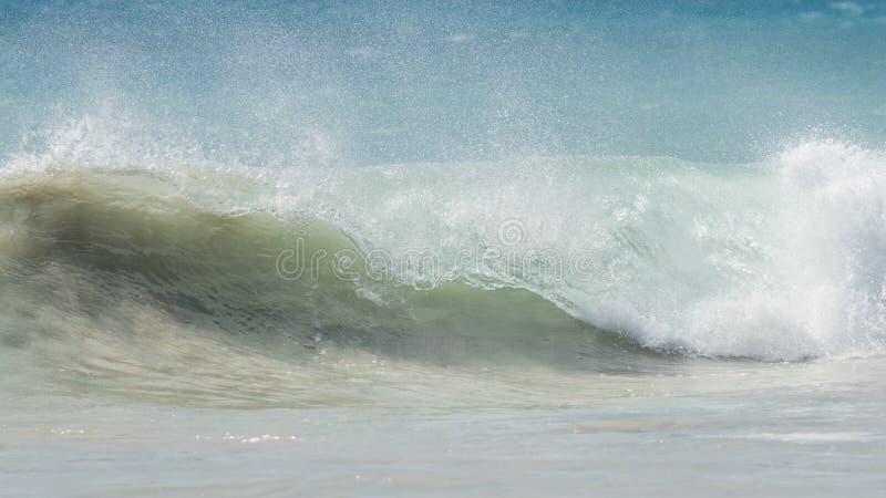 Download Big waves stock image. Image of wverider, breaking, beach - 17967979