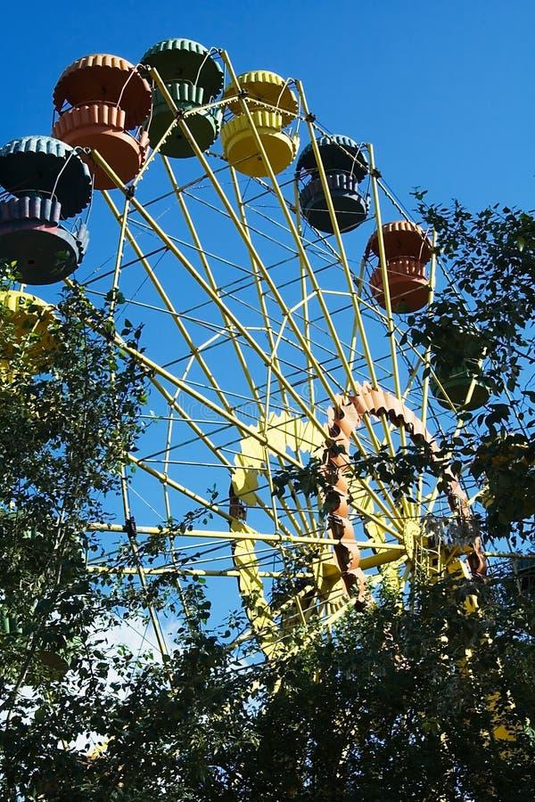 Download Big wheel stock photo. Image of enjoyment, giant, enjoy - 925640
