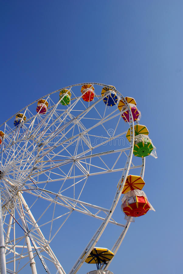 Free Big Wheel In The Sky Royalty Free Stock Image - 12603506