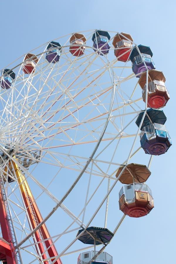 Download Big Wheel. Nobody Royalty Free Stock Photos - Image: 15956788