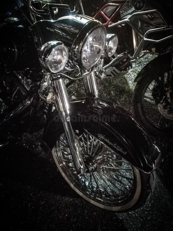 Bigbike de Moto images libres de droits