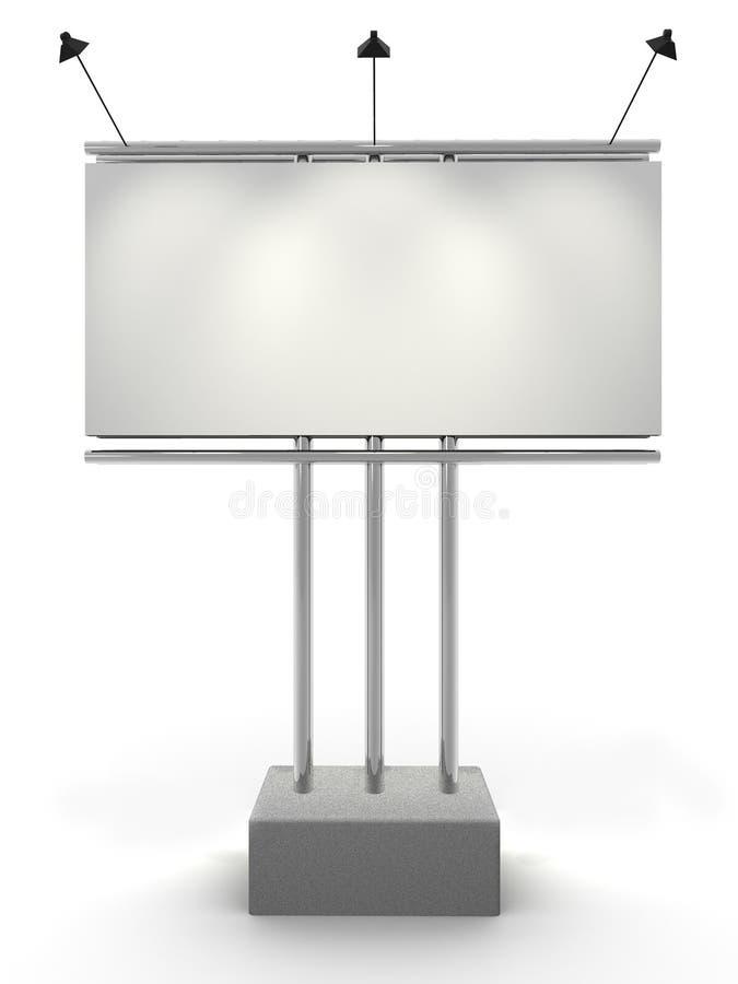 bigboard ilustracja wektor