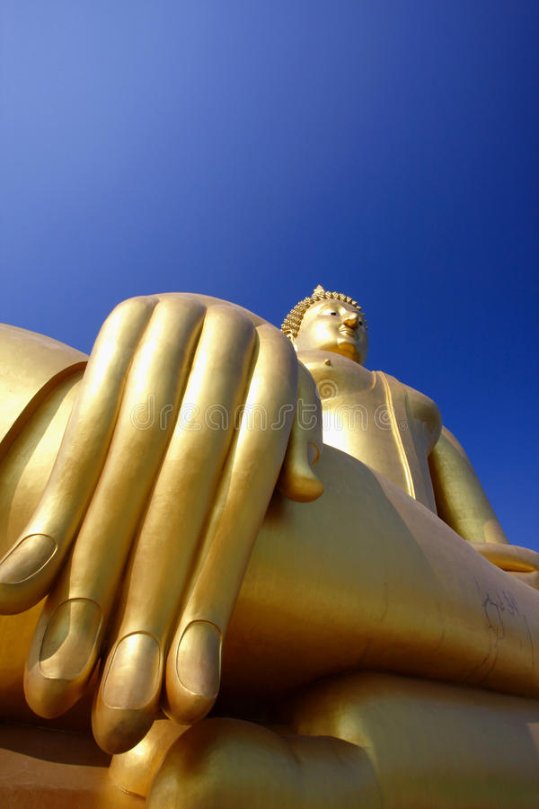 Biggest Buddha Image Royalty Free Stock Images