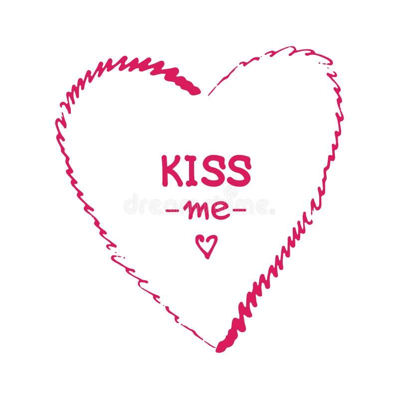 Biglietti di S. Valentino heart-03 illustrazione vettoriale