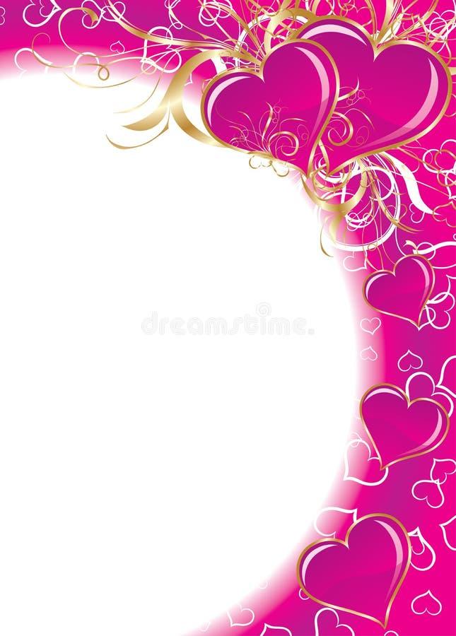 Download Biglietti Di S. Valentino Priorità Bassa, Vettore Illustrazione Vettoriale - Illustrazione di fiore, febbraio: 3883885