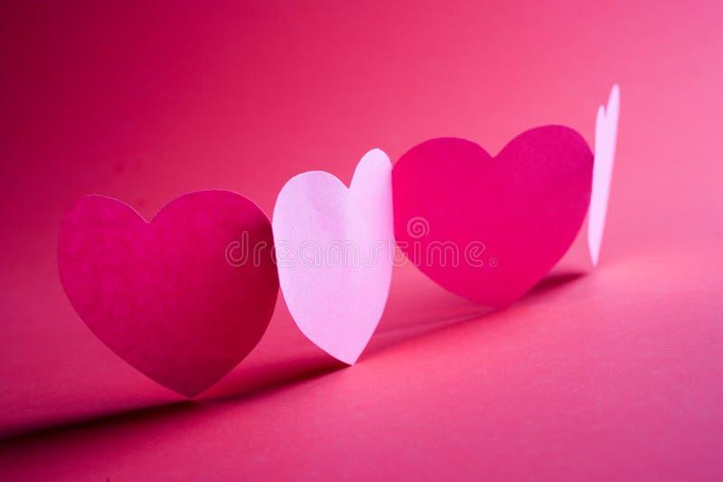 Biglietto di S. Valentino fotografia stock libera da diritti