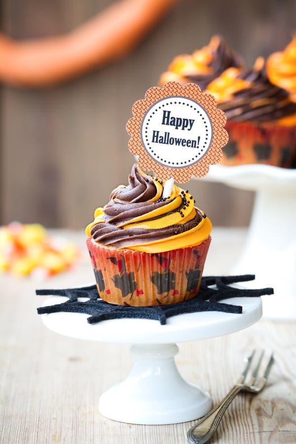 Bigné di Halloween immagine stock libera da diritti