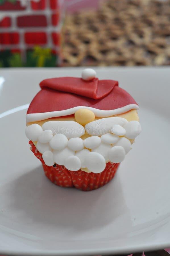 Bigné di Santa Claus immagini stock