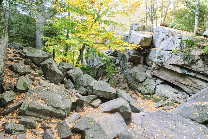 Bigos granit zdjęcie royalty free