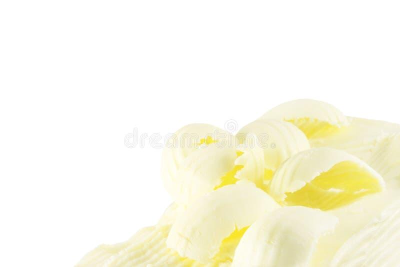 Bigudí de la mantequilla fotos de archivo libres de regalías