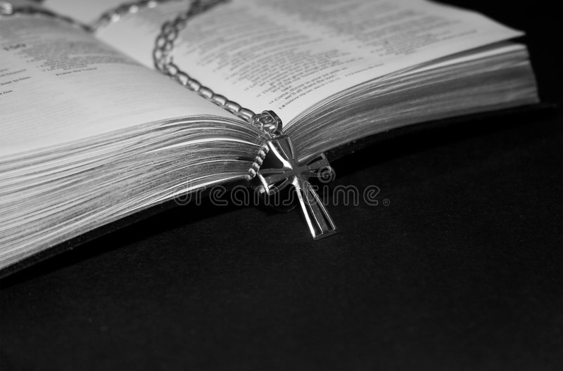 Download Bijbel stock foto. Afbeelding bestaande uit bijbel, godsdienstig - 283682