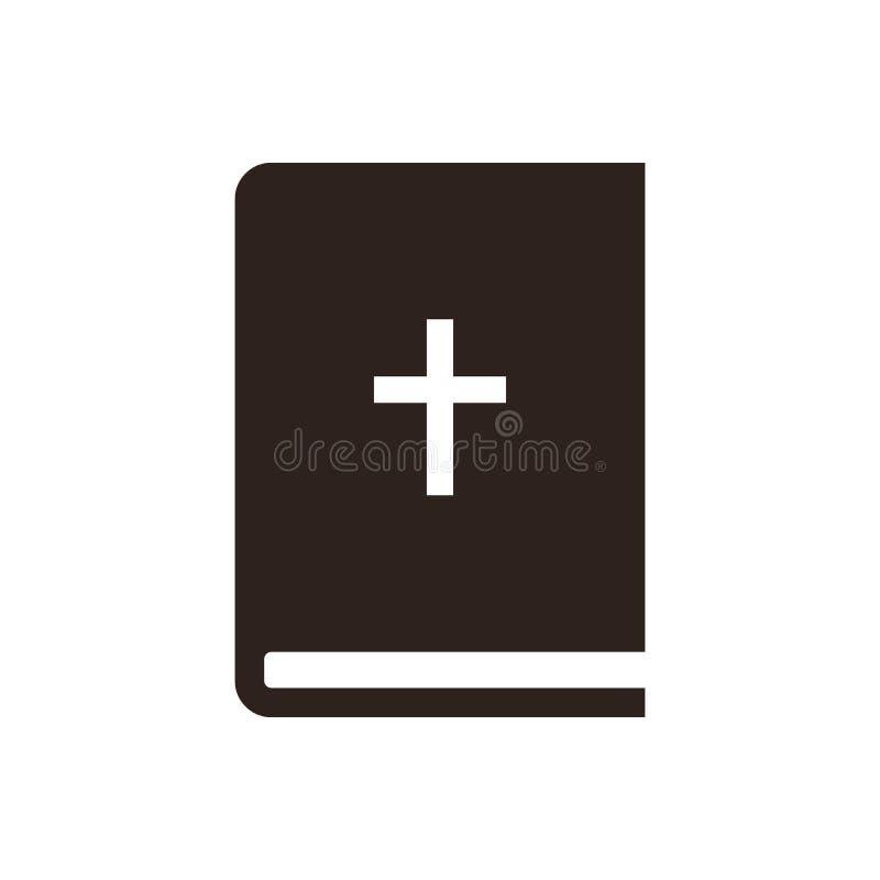 Bijbelpictogram royalty-vrije illustratie