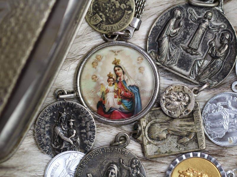 Bijbelse cijfers royalty-vrije stock foto's
