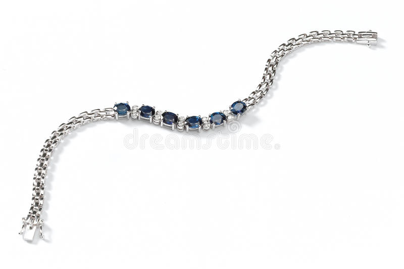 Bijou de bracelet photo stock