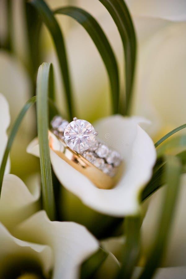 Bijou de mariage photos libres de droits