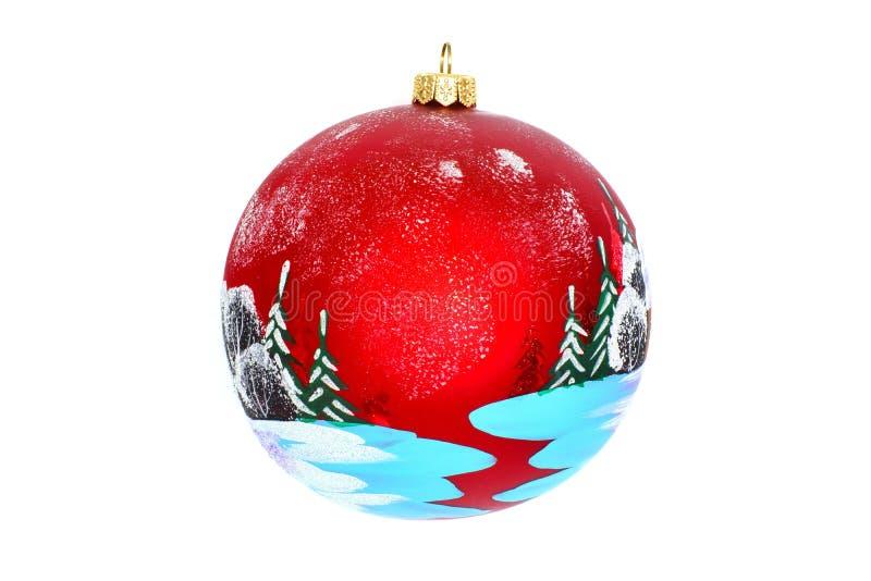 Bijoux de Noël pour un arbre de nouvelle année photos libres de droits