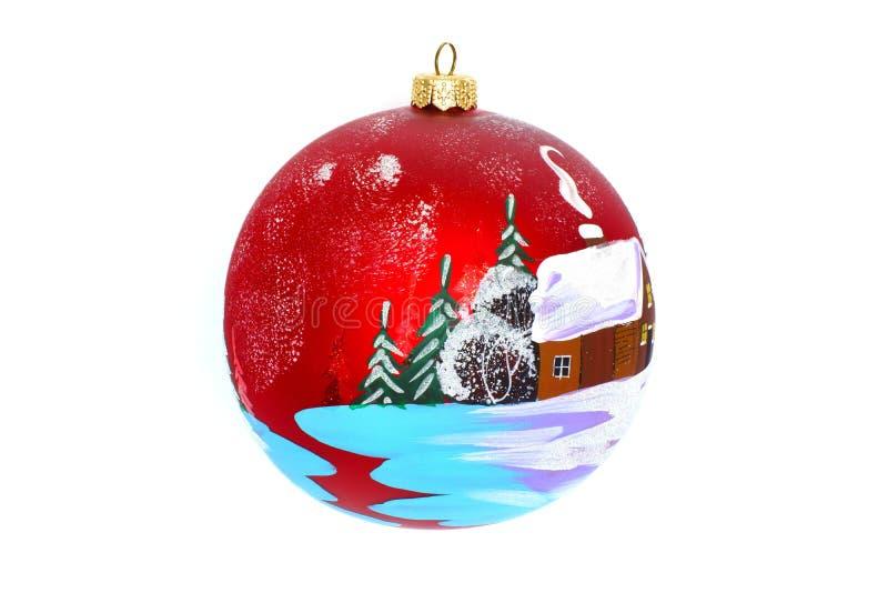Bijoux de Noël pour un arbre de nouvelle année photos stock