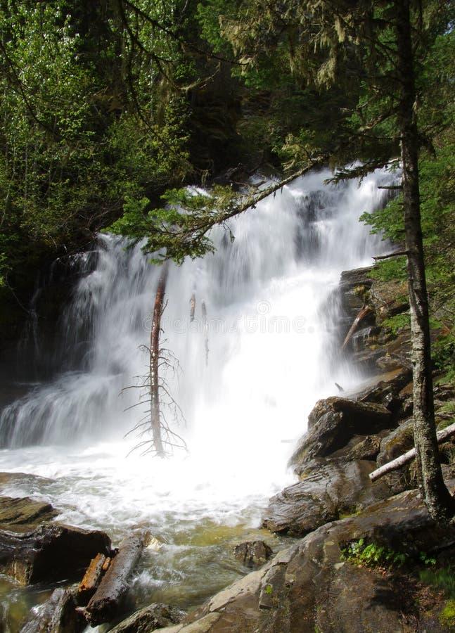 Bijoux Falls stockfotos