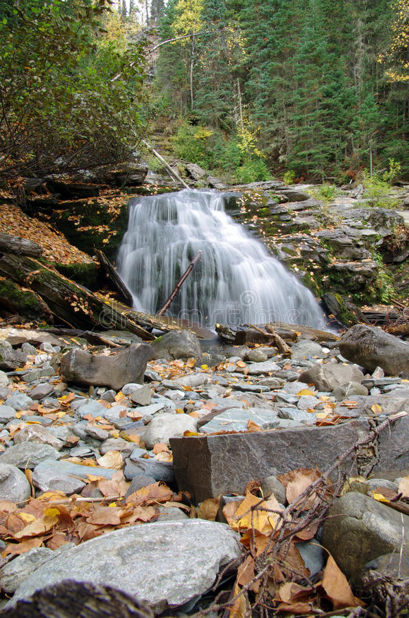 Bijoux Falls immagine stock