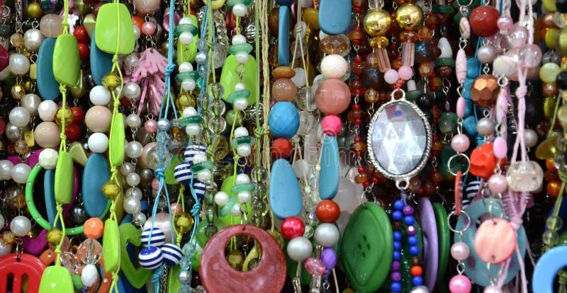 Bijoux jewellery fotografia stock