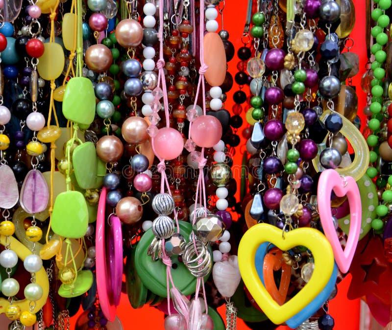 Bijoux jewellery zdjęcie stock