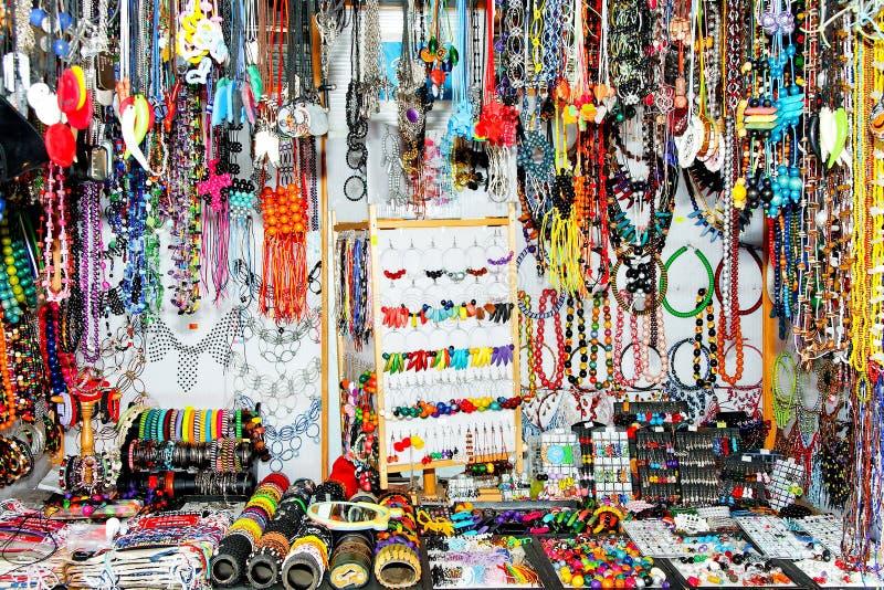 bijoux sklep zdjęcia stock