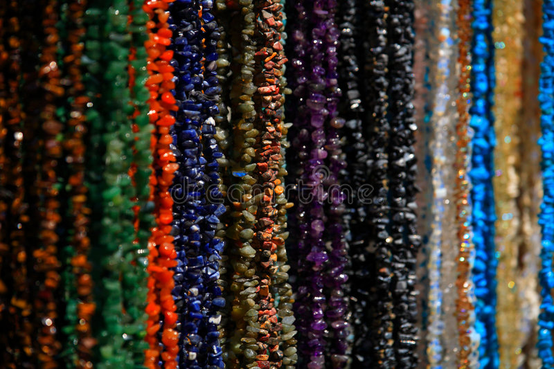 Bijoux traditionnels photo libre de droits