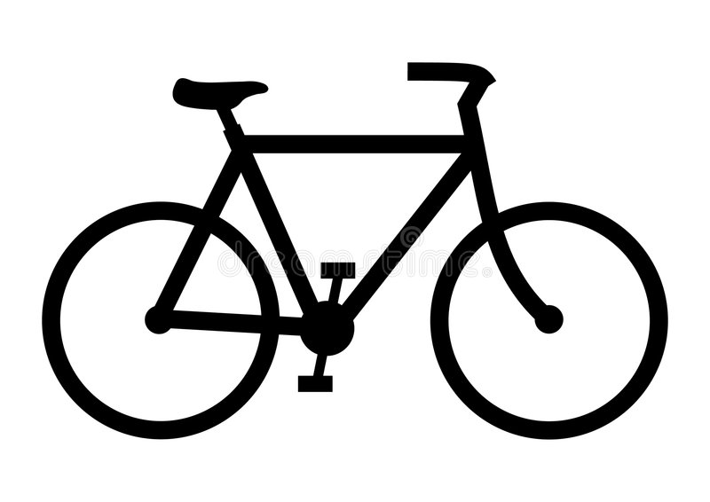 Download Bike stock illustration. Image of ride, graphic, fast - 1732845