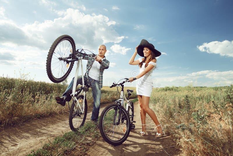 Bike Couple Stock Photos - Image: 31660193