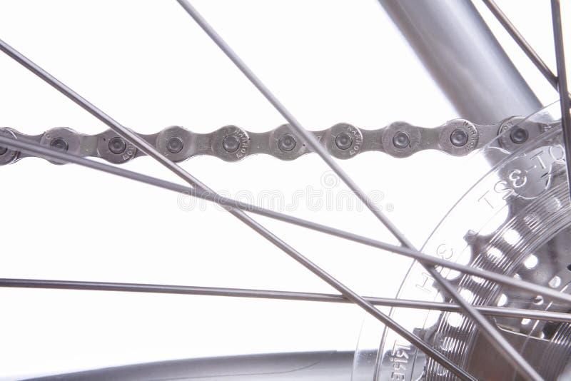 Bike detail royalty free stock images