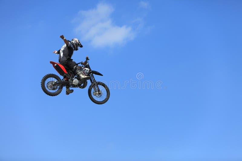 Download Bike flight editorial stock image. Image of event, stunt - 12012639